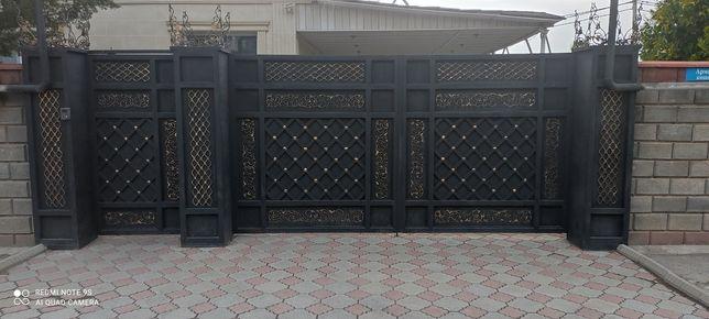 Ворота, Навесы, решетки, забор
