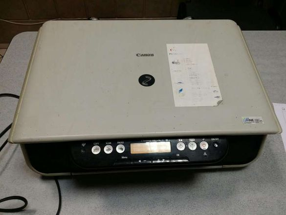 Принтер,скенер и копир CANONMP 1300 за части