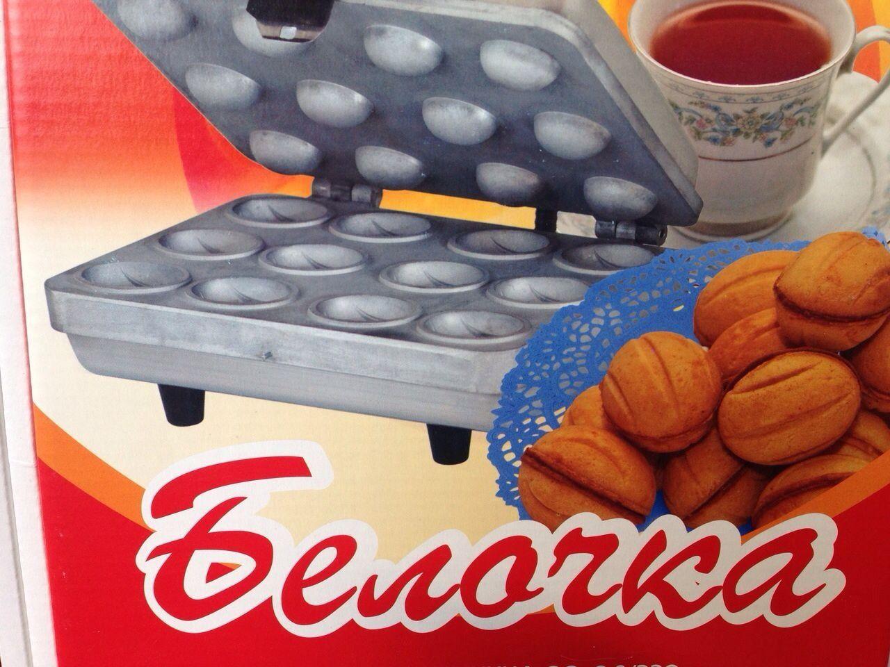 Орешница электрическая Белочка (Россия)