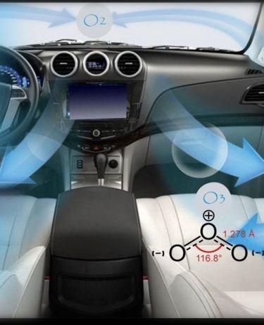 Igienizare clima auto cu OZON / locuinte / birouri .