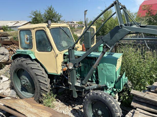 Продам трактор ЮМЗ с куном в отл сост