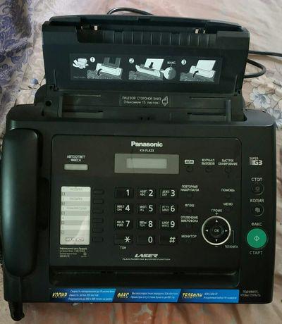 Факс Panasonic. Продам. В  хорошем состоянии.