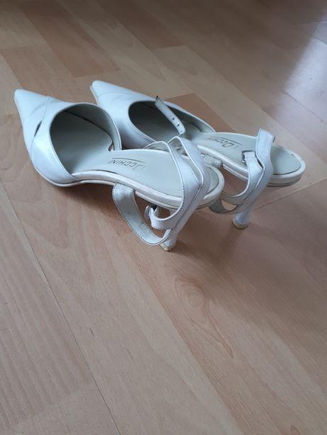 Pantofi damă din piele
