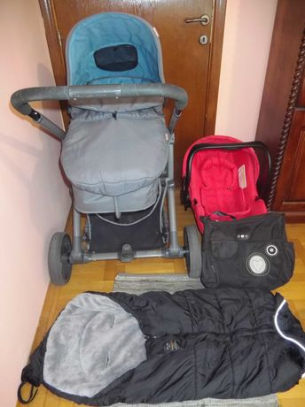 Бебешка количка,кошче за кола Chipolino