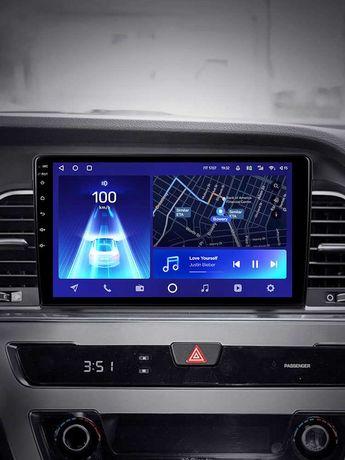 Андроид автомагнитолы Teyes  Рассрочка/кредит HyundaiSonata 2014