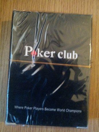 Carti de Joc Poker Club