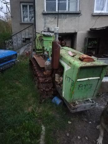 Верижен трактор мтз Т50