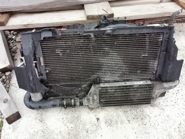 Radiator apa ac ventilator intercooler 1.3 cdti Opel corsa d 2011