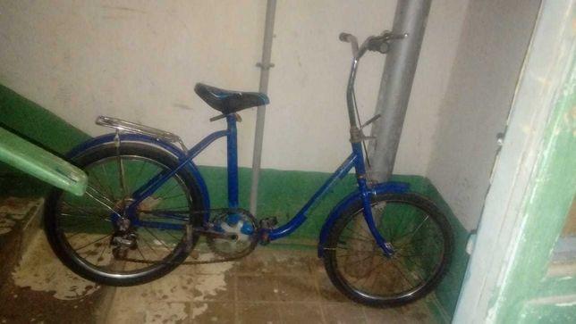 Кама Продаётся велосипед Кама в  отличном  рабочем состоянии.
