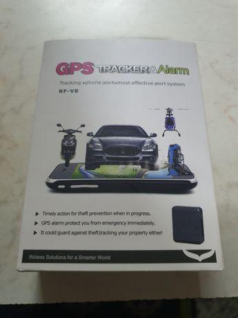 GPS tracker, следене на превозни средства или хора