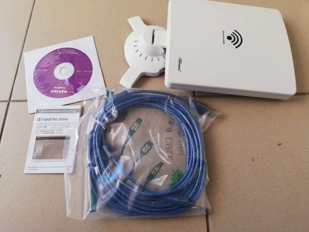 Antena amplificator mufa USB WI-FI exterior rulota camion TIR