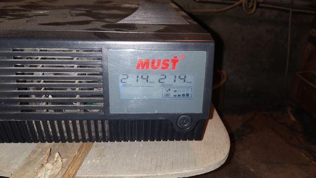Продам комплект инвертор и аккумулятор