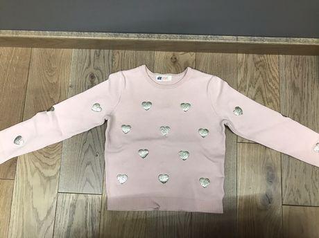 Блузки с дълъг ръкав H&M