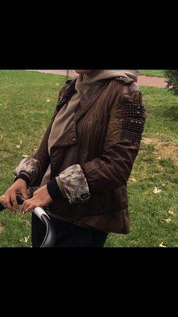 Куртка косуха кожа Турция