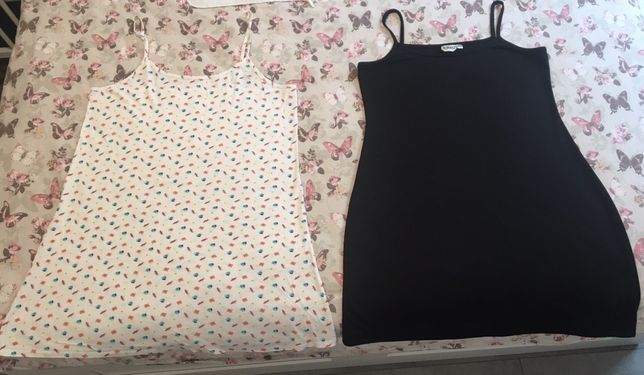 Camasi maternitate. Ambele la 30 lei