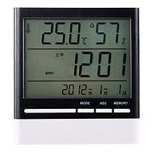 Термометр + Гигрометр. Настольная метеостанция CX-318S с подсветкой Алматы - изображение 1