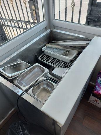 Salatiera electrica aer rece si aparat baituri racoritoare