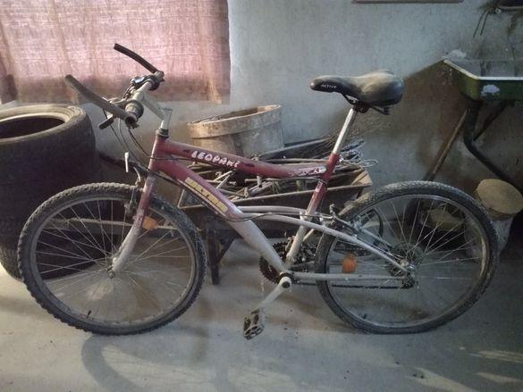Велосипед Ultra Leopard