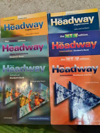 Учебники англ языка Headway. INSIDE AND OUT