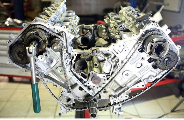 Ремонт двигателей, Диагностика и устранение течи масла