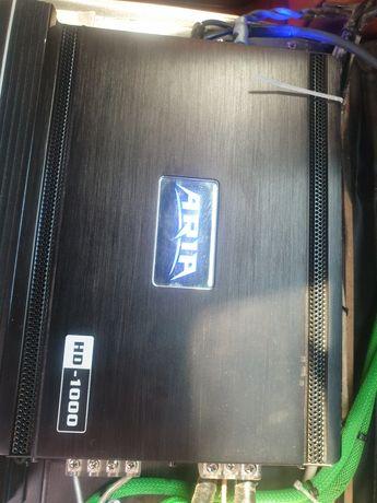 Продам моноблок(услитель) Ария 1000D