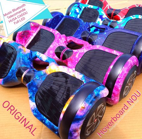 Hoverboard Nou graffiti multicolor