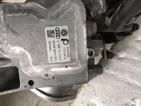 Охладител за 3.0 tdi, Audi