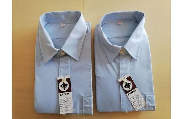 Мъжки български ризи от соц. време
