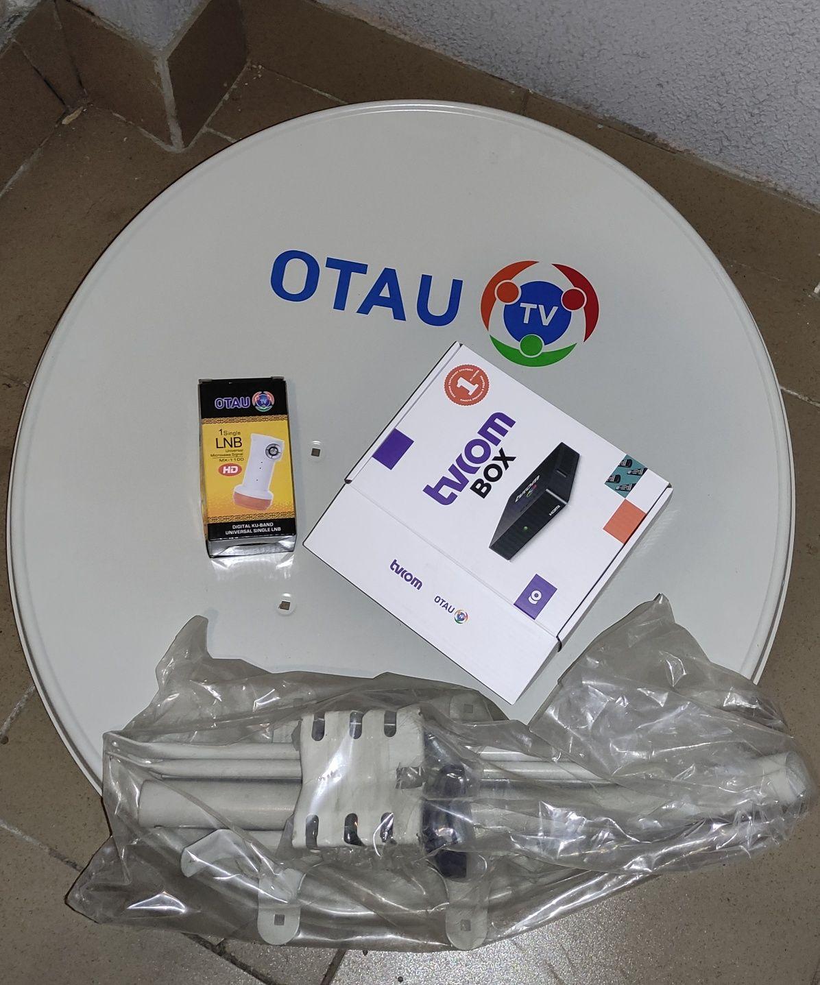 Otau Tv новый продам. Установшык есть. Отау тв  жана