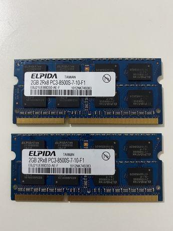 Memorie Ram 4Gb pentru laptop