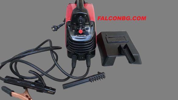 IGBT-MMA 200A Инверторен електрожен 200 ампера