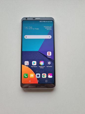 LG G6 мобильный телефон
