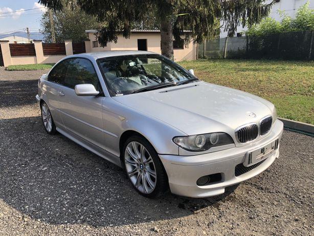 Dezmembrez BMW E46 318Ci Fl Mpachet Titan Silver 354/7