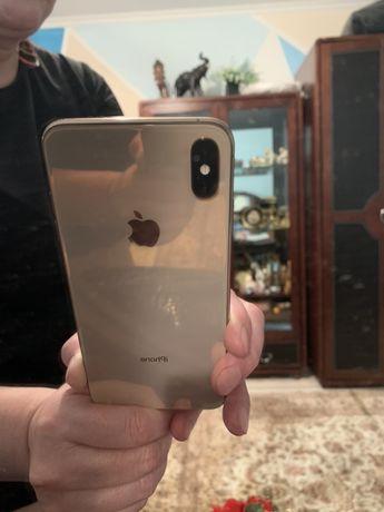 Продам İPhone XS max 256 Гб,цвет gold в идеальном состоянии