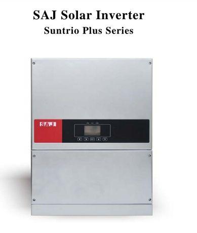 SAJ Мрежови инвертор 60 kW/77kWp 380V,