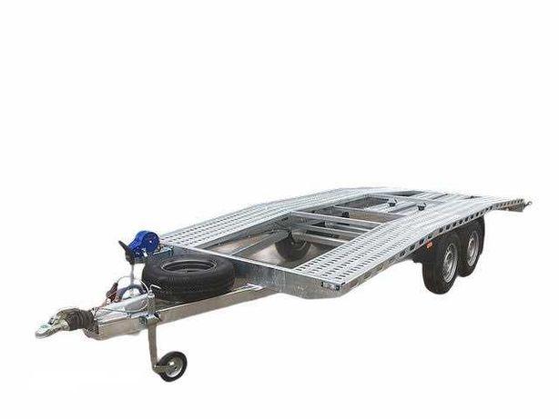 Platforma Auto Rydwan K6 400x205 cm, 2700 kg