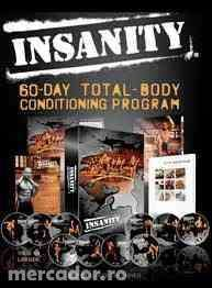Dvd Insanity 60 zile- Program slabire garantata