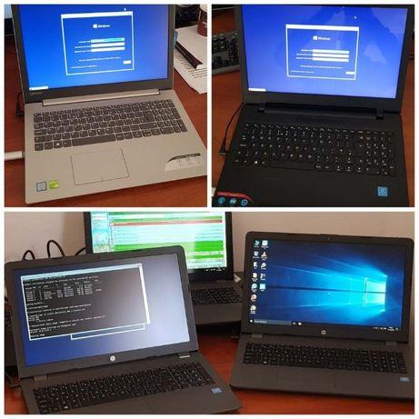 Reparatii PC service laptop / instalari windows , routere / imprimante
