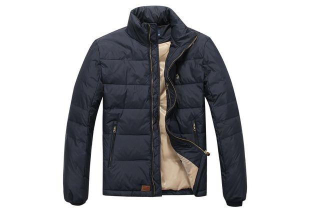 Классический мужской пуховик Polo Ralph Lauren. Куртка.