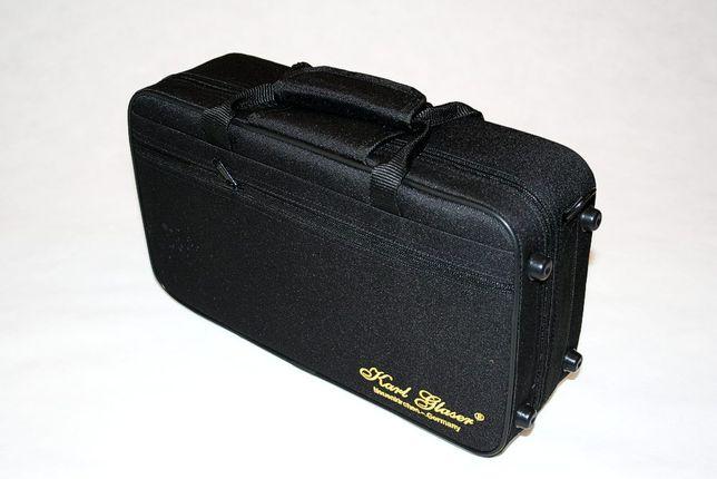 Soft Case/Husa Clarinet toc/geanta transport Karl Glaser