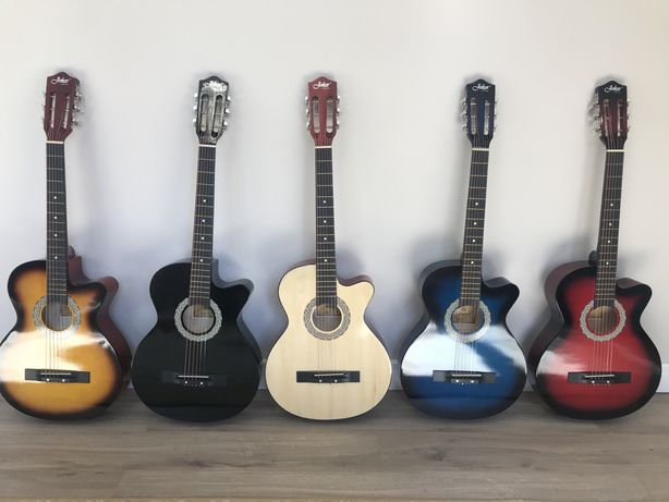 Акция! Гитара по САМЫМ низким ценам
