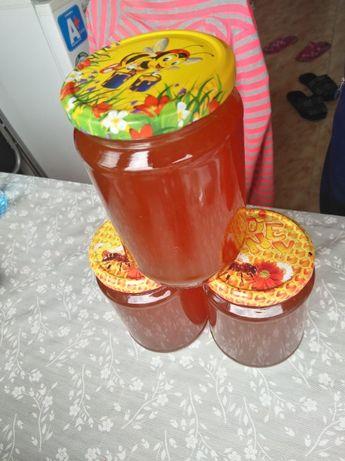 Продавам 100 % натурален полифлорен пчелен мед от Сакар планина