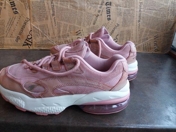 №39 Puma-маратонки,кецове,спортни обувки,сникърси на платформа,пума