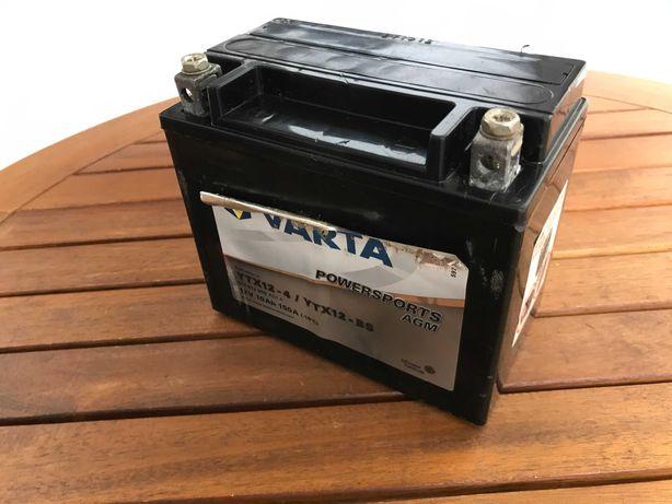 Baterie moto Varta YTX12-BS 12V 10Ah, 150A