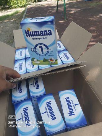 Смесь для детей Humana 1