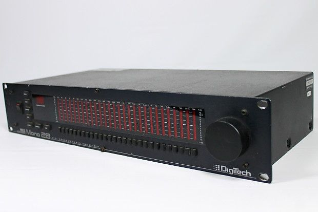Egalizator Digitech MEQ Mono 28 digital midi procesor sunet rack