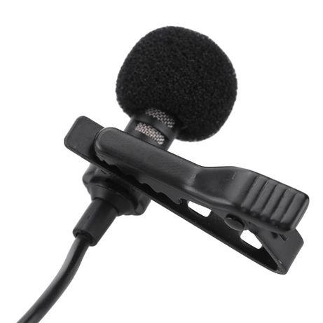Петличный микрофон для телефона, петличка