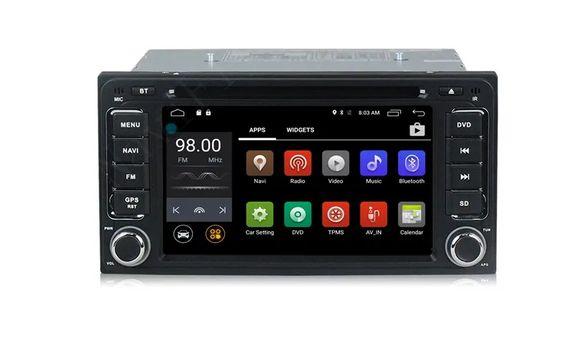 Toyota COROLLA RAV4 FJ / LAND CRUISER HILUX Навигация Андроид 10 10.1