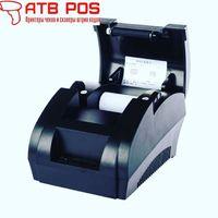 принтер чеков 58мм чековый принтер чек принтер термопринтер вэбкасса