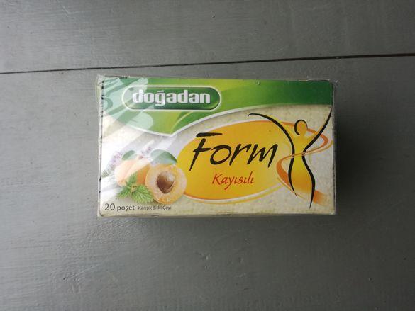 Dogadan form чай за отслабване